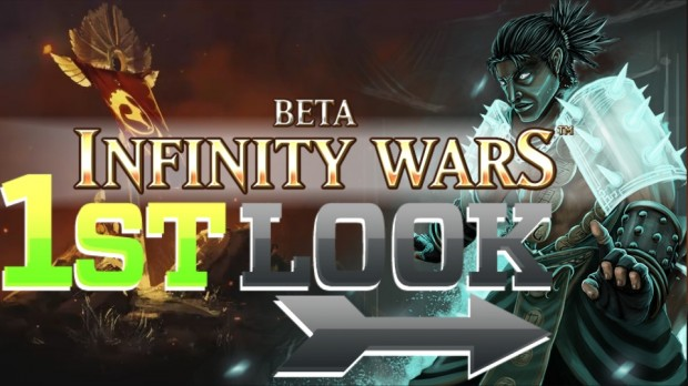 Infinity Wars - First Look Video Thumbnail