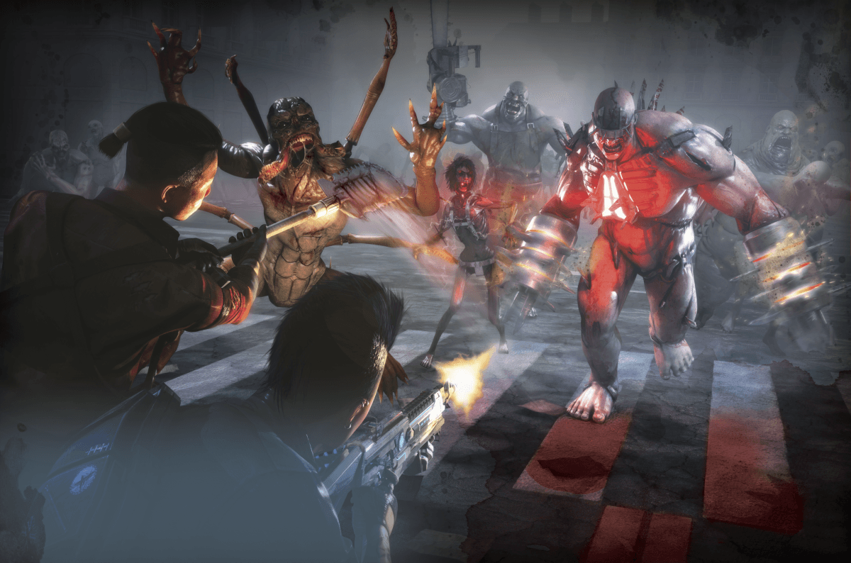 Killing Floor 2: Digital Deluxe Edition & PC Specs Revealed Post Banner