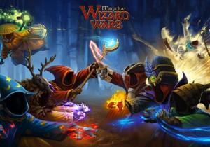 Magicka Wizard Wars Profile Banner