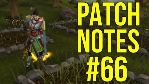 RuneScape Patch Notes #66 Video Thumbnail