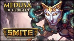 SMITE God Reveal: Medusa, The Gorgon