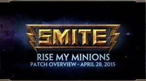 SMITE: Rise My Minions Patch Overview Video Thumbnail