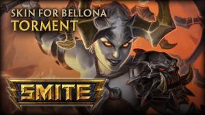 SMITE: Torment Bellona Skin Reveal Video Thumbnail