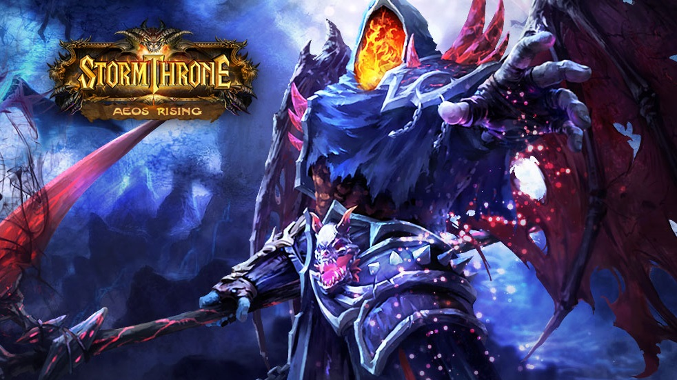 R2Games Wraps Up Stormthrone Alpha and Announces Open Beta Launch Post Header