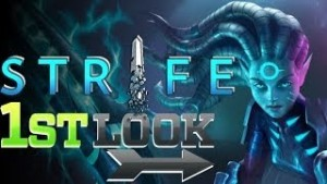 Strife - First Look Video Thumbnail