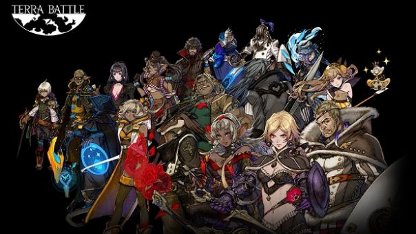 Terra Battle Game Banner