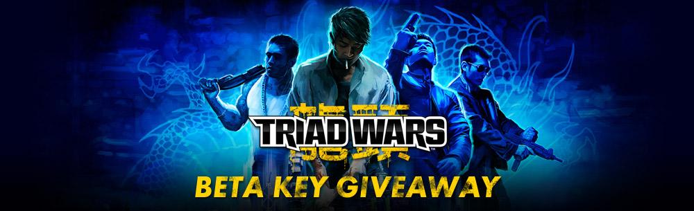 Triad Wars CB Key GIveaway