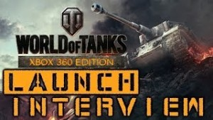 World of Tanks Xbox 360 Edition Launch Interview Video Thumbnail