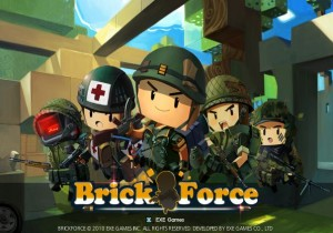 Brick Force Game Profile Banner
