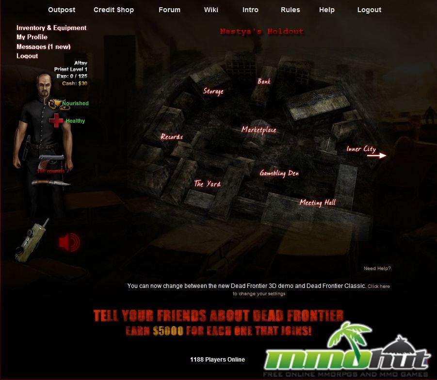 Dead Frontier Review