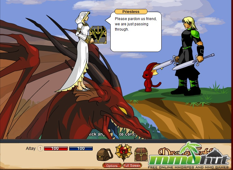 DragonFable Full Review