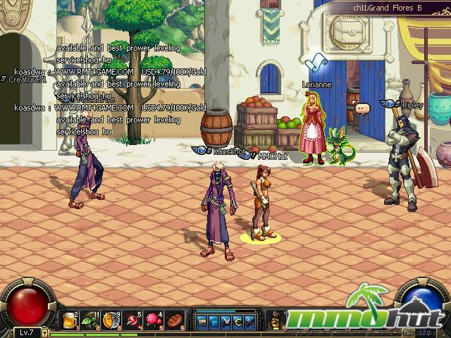 Dungeon Fighter Online Review Screenshot
