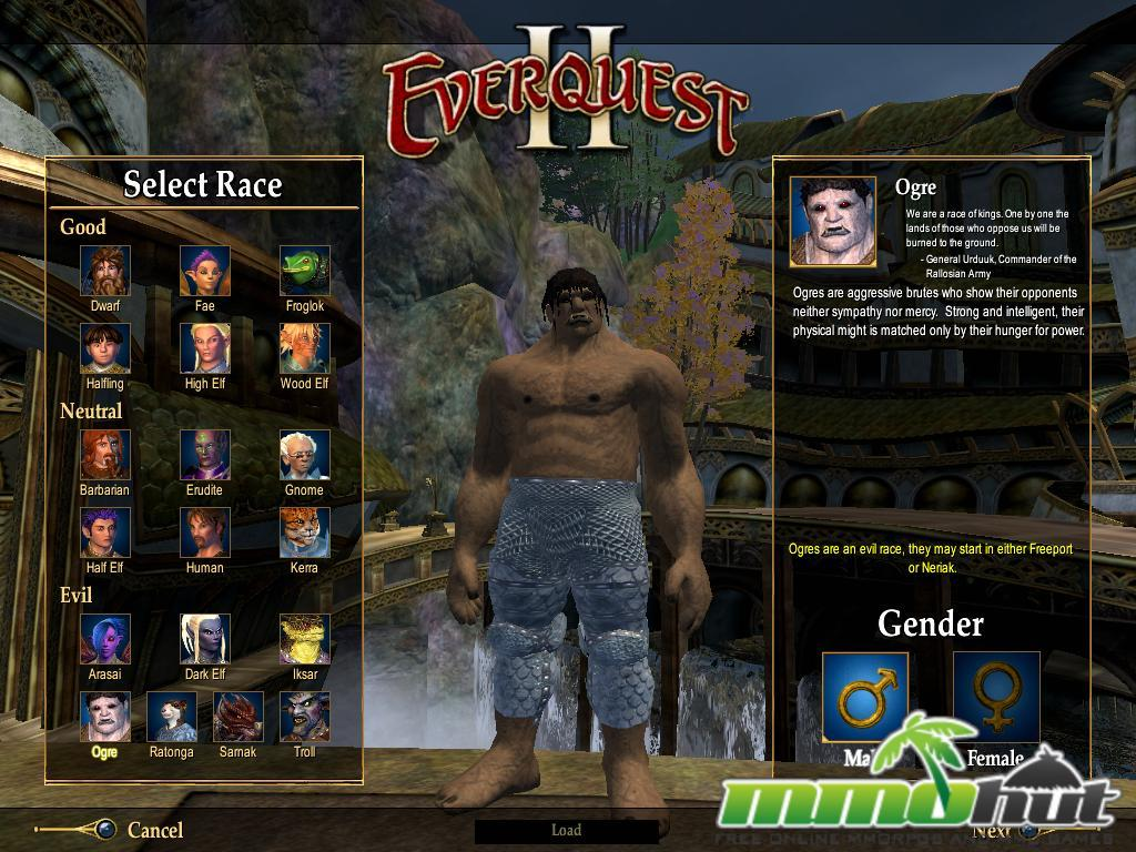 EverQuest II Review | MMOHuts