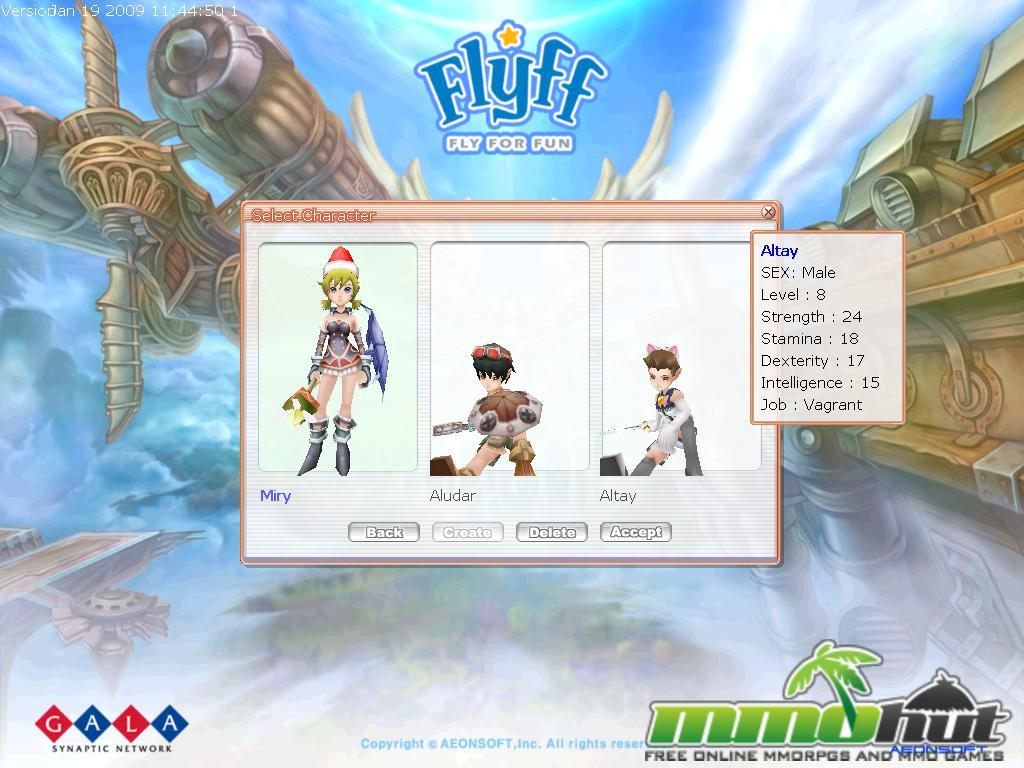 Flyff: Fly For Fun Review Post Header