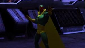 Marvel Heroes 2015 Vision