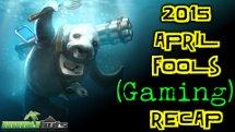 MMOHuts 2015 April Fool's Gaming Recap
