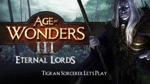 Age of Wonders III: Eternal Lords – Tigran Unifier Victory Let's Play Video Thumbnail