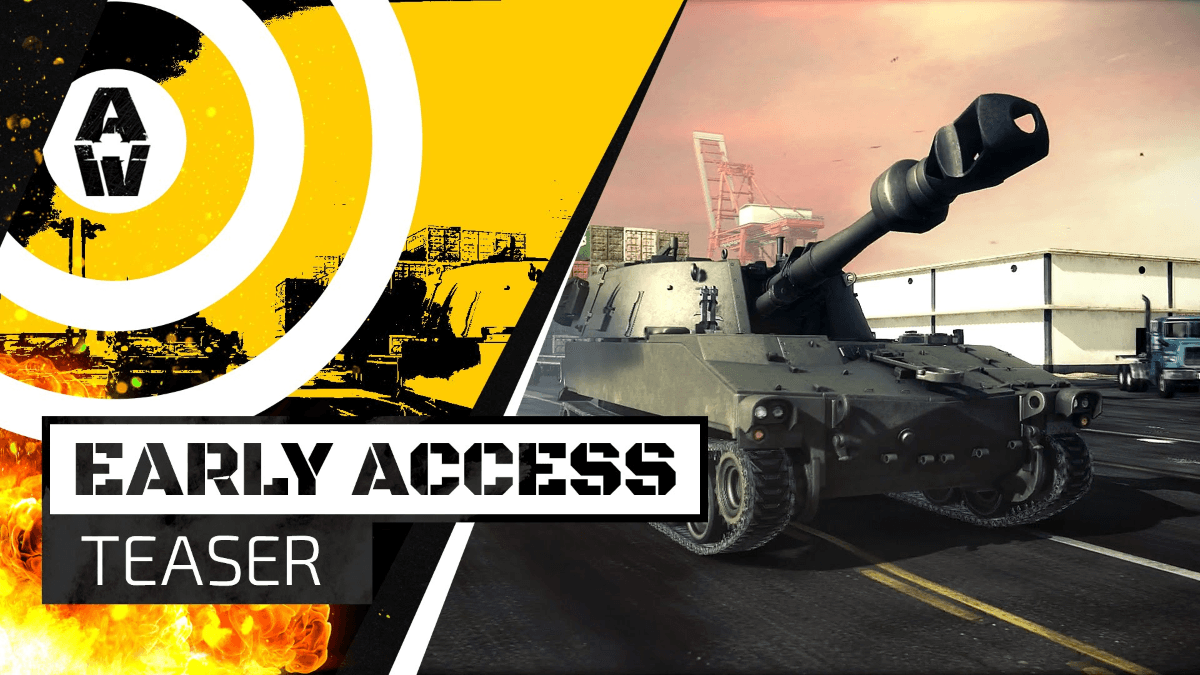 Armored Warfare - Early Access Trailer Video Thumbnail