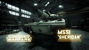 Armored Warfare: M551 Sheridan Light Tank Trailer Thumbnail