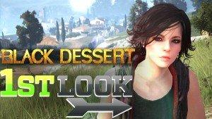 Black Dessert First Look Video Thumbnail