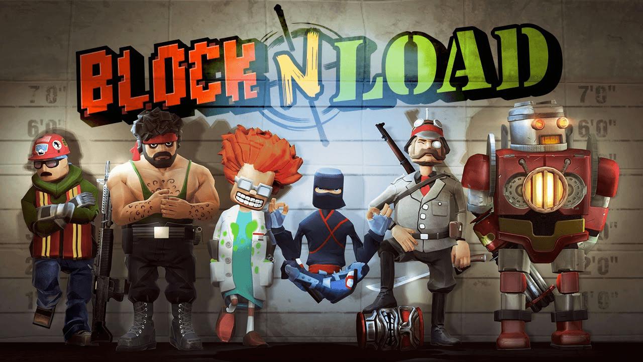 Block N Load Launch Trailer Video Thumbnail