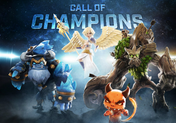 Call of Champions Game Profile Banner