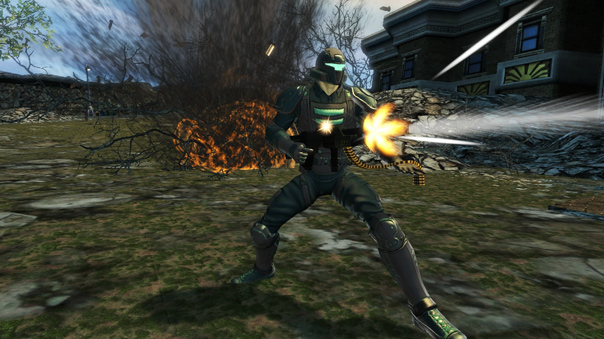 DCUO Munitions Press Preview