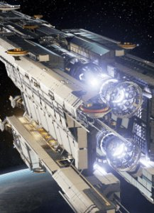 Fractured Space Adds New Squadron Command Feature & Additional Content Post Thumb