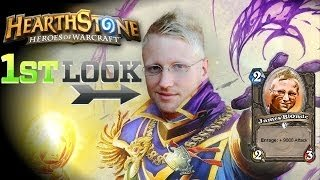 Hearthstone: Heroes of Warcraft - First Look Video Thumbnail