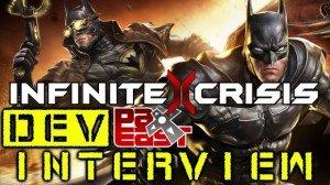Infinite Crisis PAX East 2014