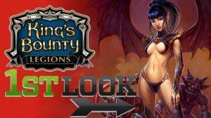 Kings Bounty: Legions - First Look Video Thumbnail