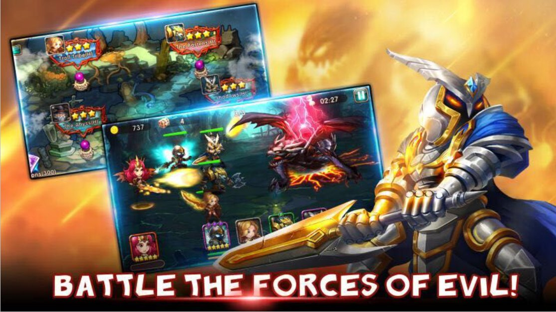 League of Angels Goes Mobile
