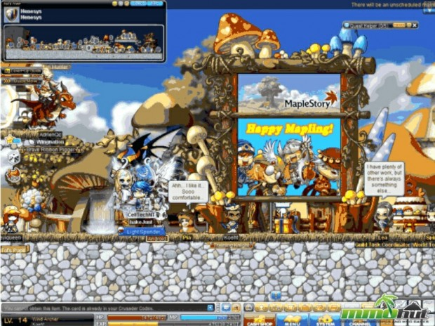 MapleStory Review 2013