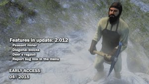Medieval Engineers Update 02.012 Overview Video Thumbnail