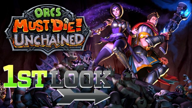 Orcs Must Die! Unchained - First Look Video Thumbnail