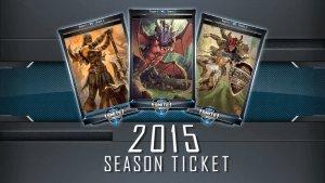 2015 SMITE Season Ticket Trailer Video Thumbnail