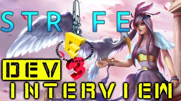 Strife – E3 Dev Interview Video Thumbnail