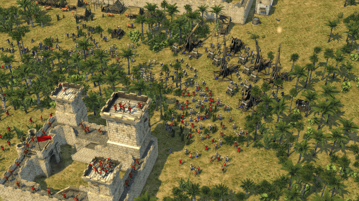Free DLC for Stronghold Crusader 2 Players Available Now Post Header