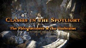 Van Helsing III Classes: Umbralist & Phlogistoneer