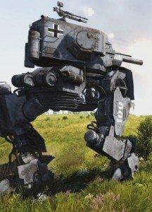 "War Thunder Introduces the ""Walking Tank"" Post Thumbnail"