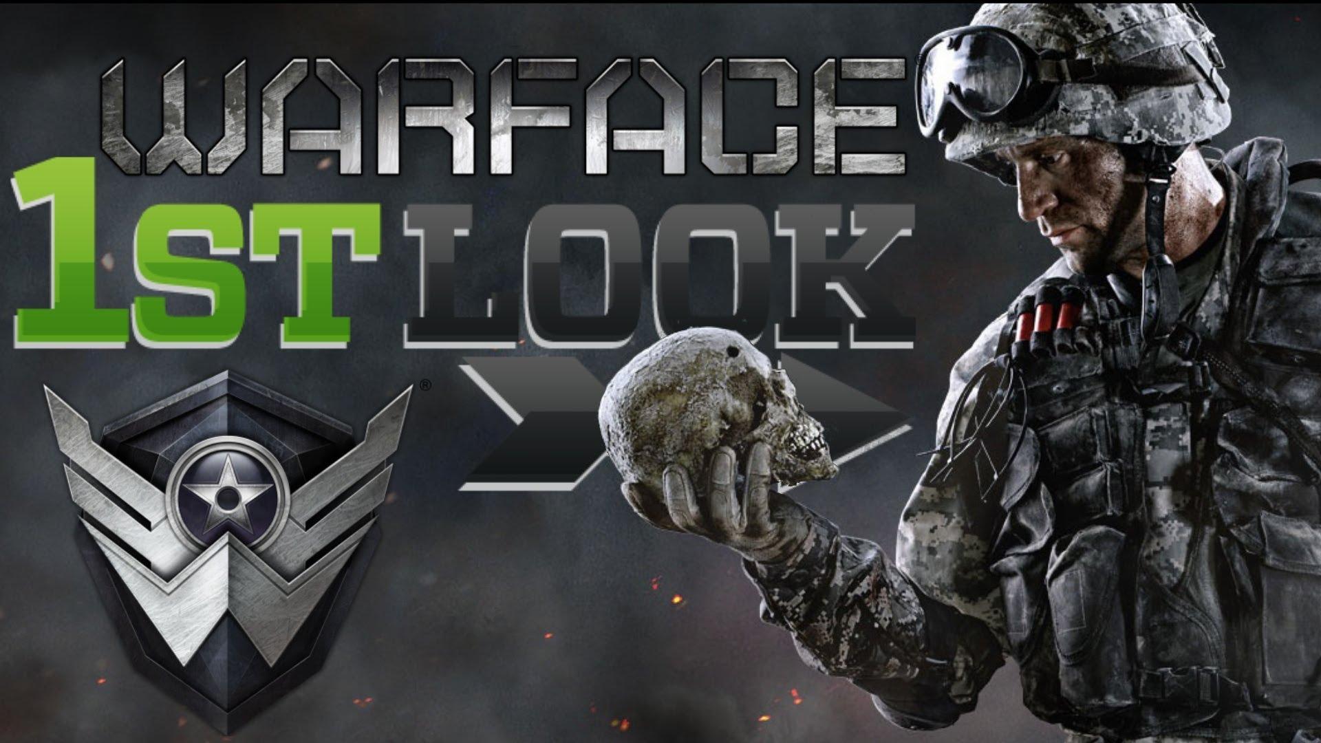 Warface - First Look Video Thumbnail