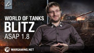 World of Tanks Blitz: ASAP 1.8 Video Thumb