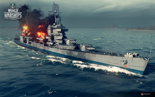 World Of Warships Gameplay Preview PAX East 2015