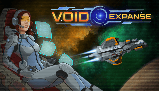 VoidExpanse Now Available on Steam Post Header
