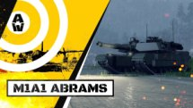 Armored Warfare: M1A1 Abrams Main Battle Tank Trailer Thumbnail