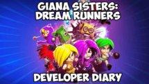Giana Sisters: Dream Runners - Developer Diary Video Thumbnail