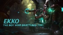 League of Legends Champion Spotlight: Ekko Video Thumbnail