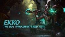 League of Legends Champion Spotlight: Ekko Video Thumbnail