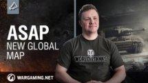 World of Tanks ASAP Clan Wars: New Global Map Video Thumbnail