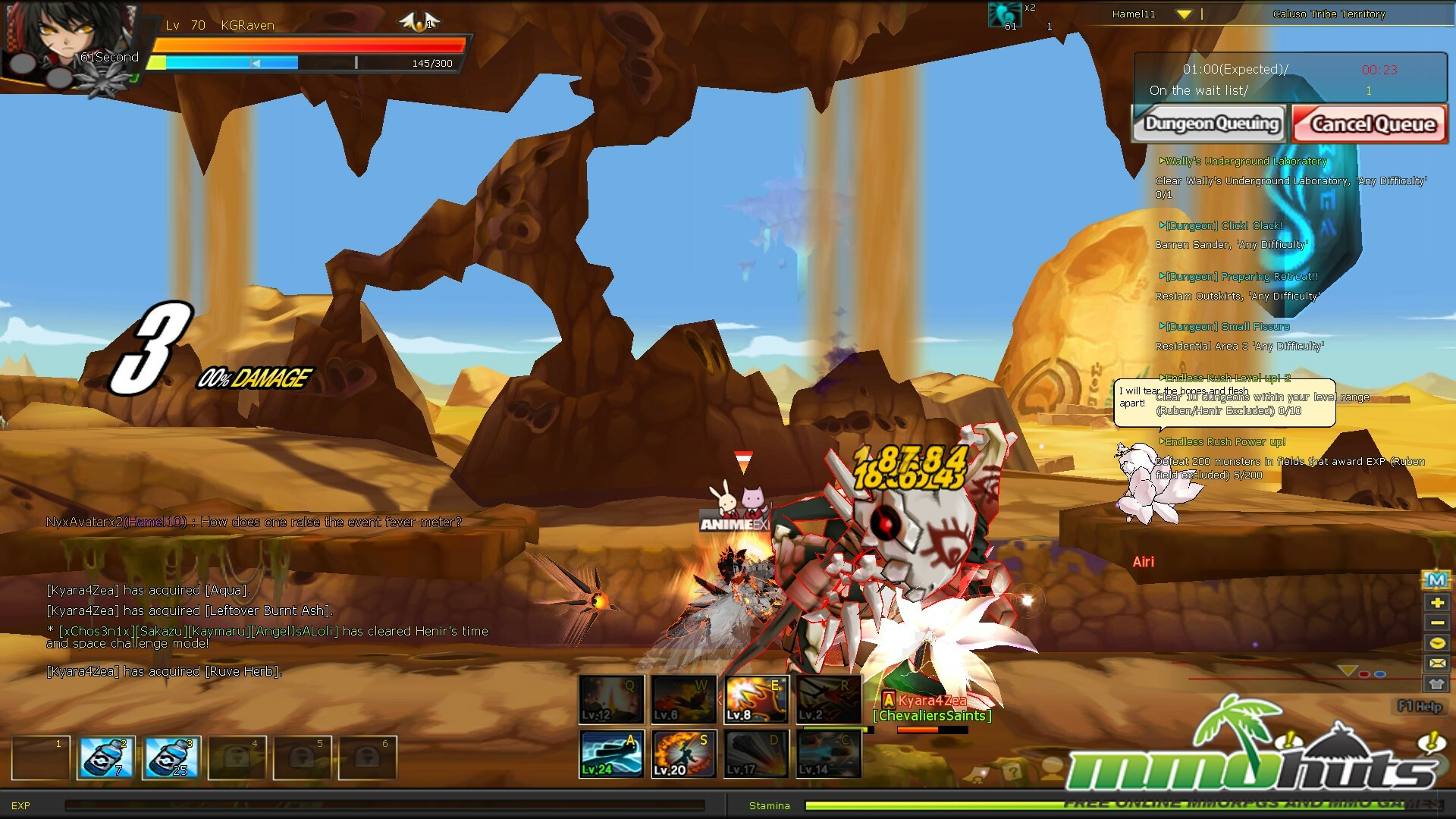 Elsword Review 2015